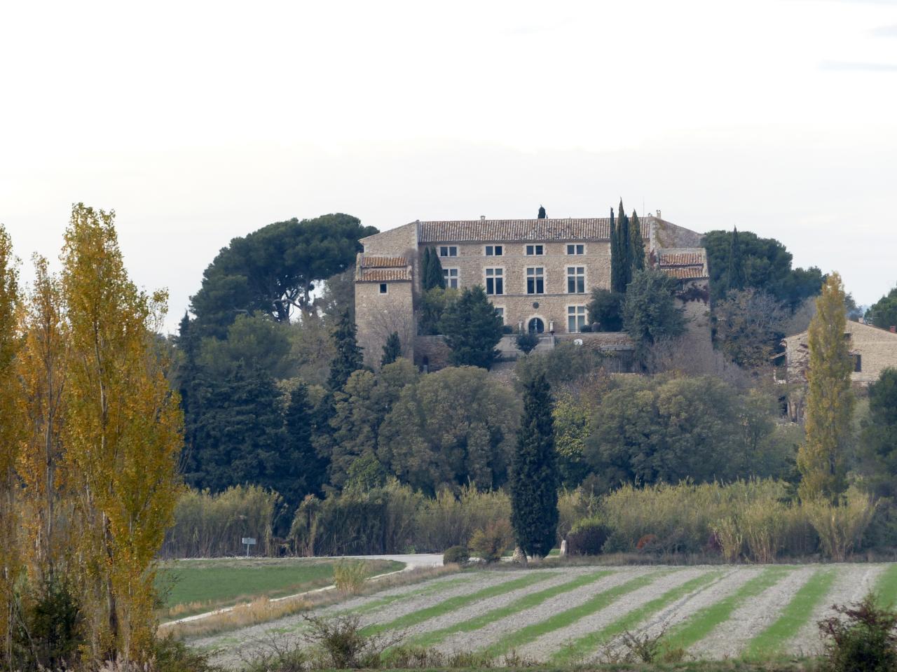 Schloss Confoux bei Cornillon