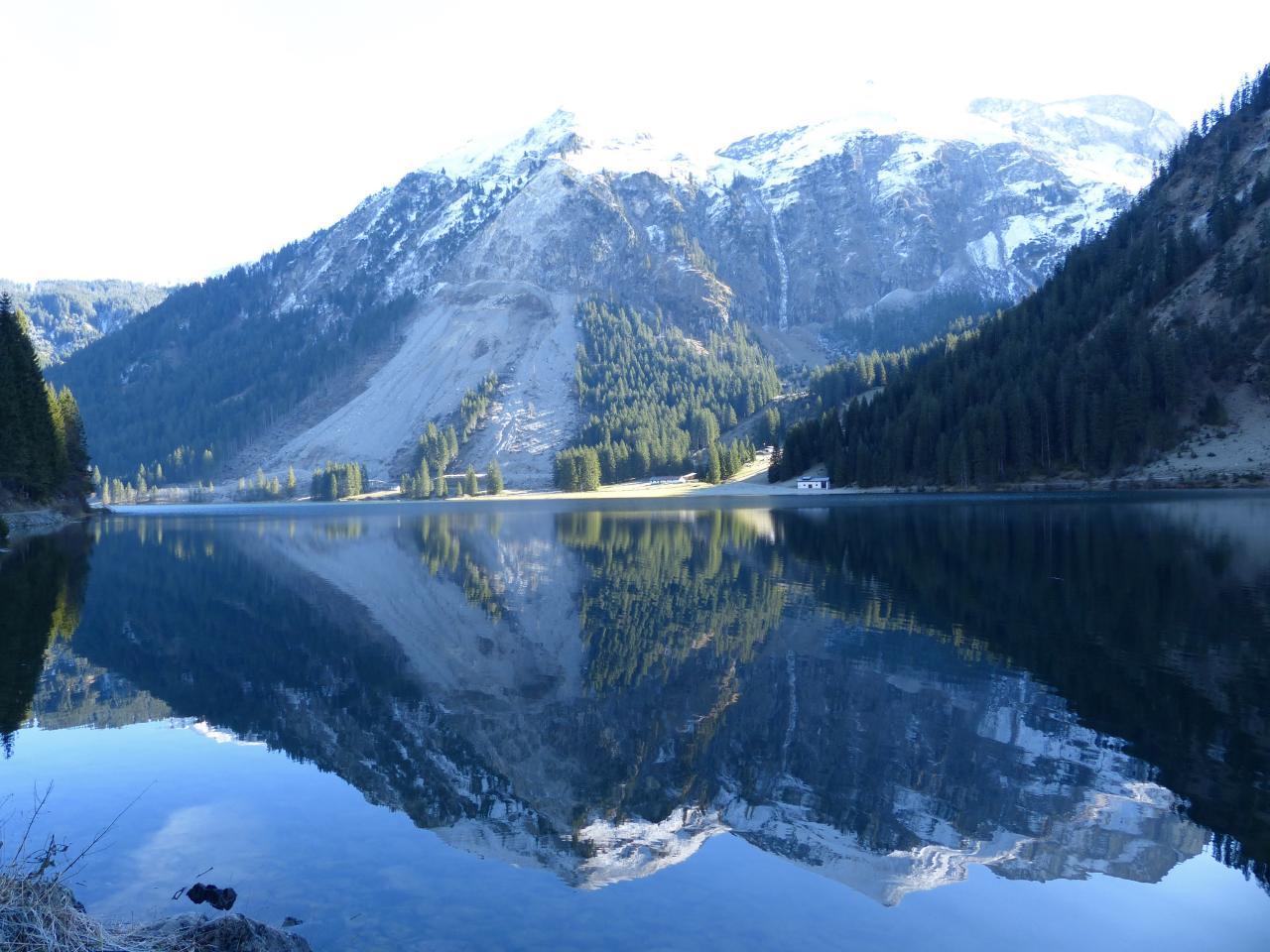 Filsalpsee in Österreich