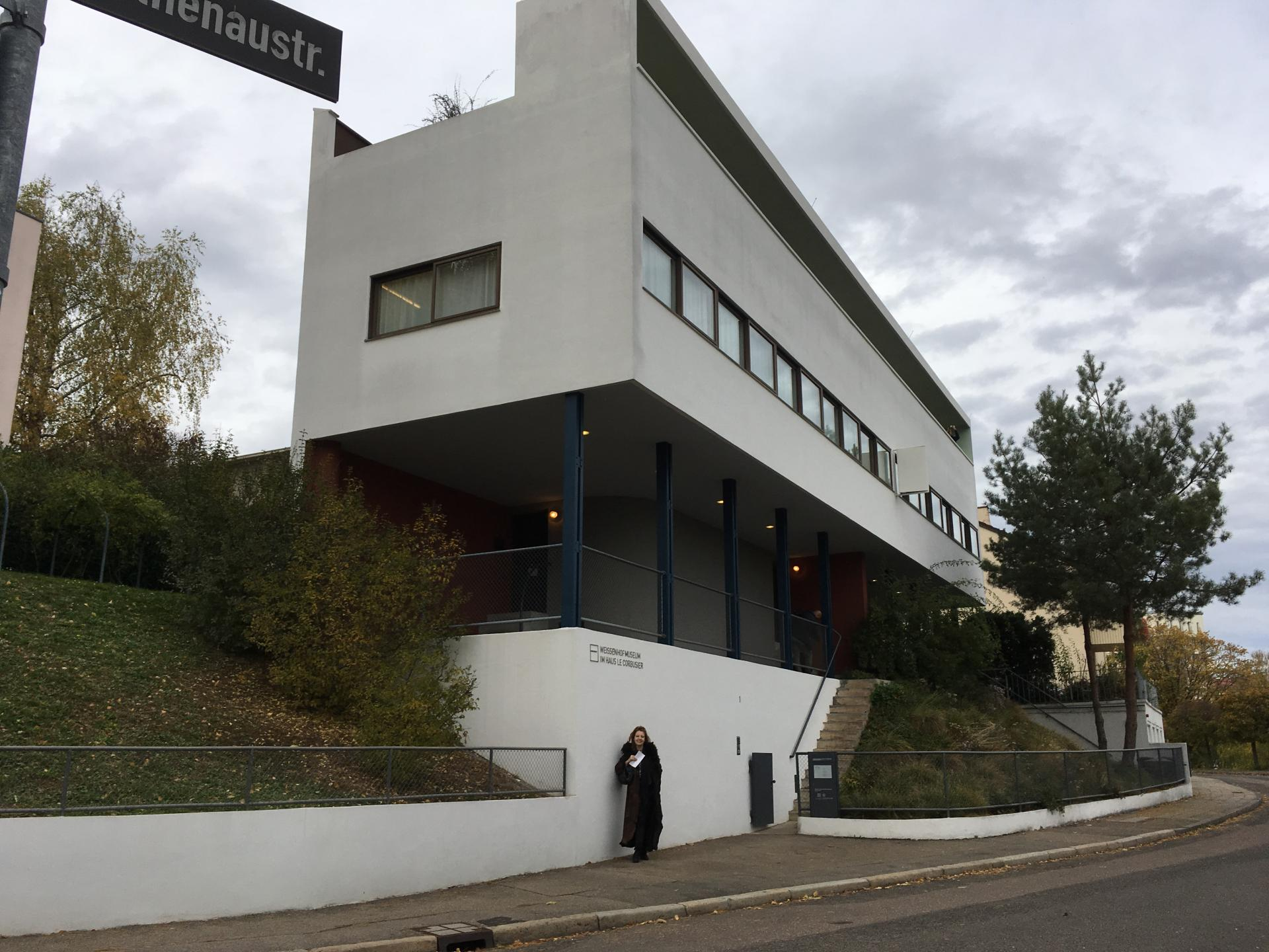 Museum Le Corbusier in der Weissenhofsiedlung
