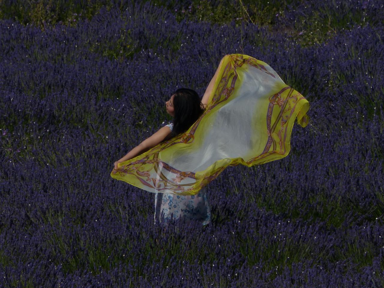 Lavendel macht high