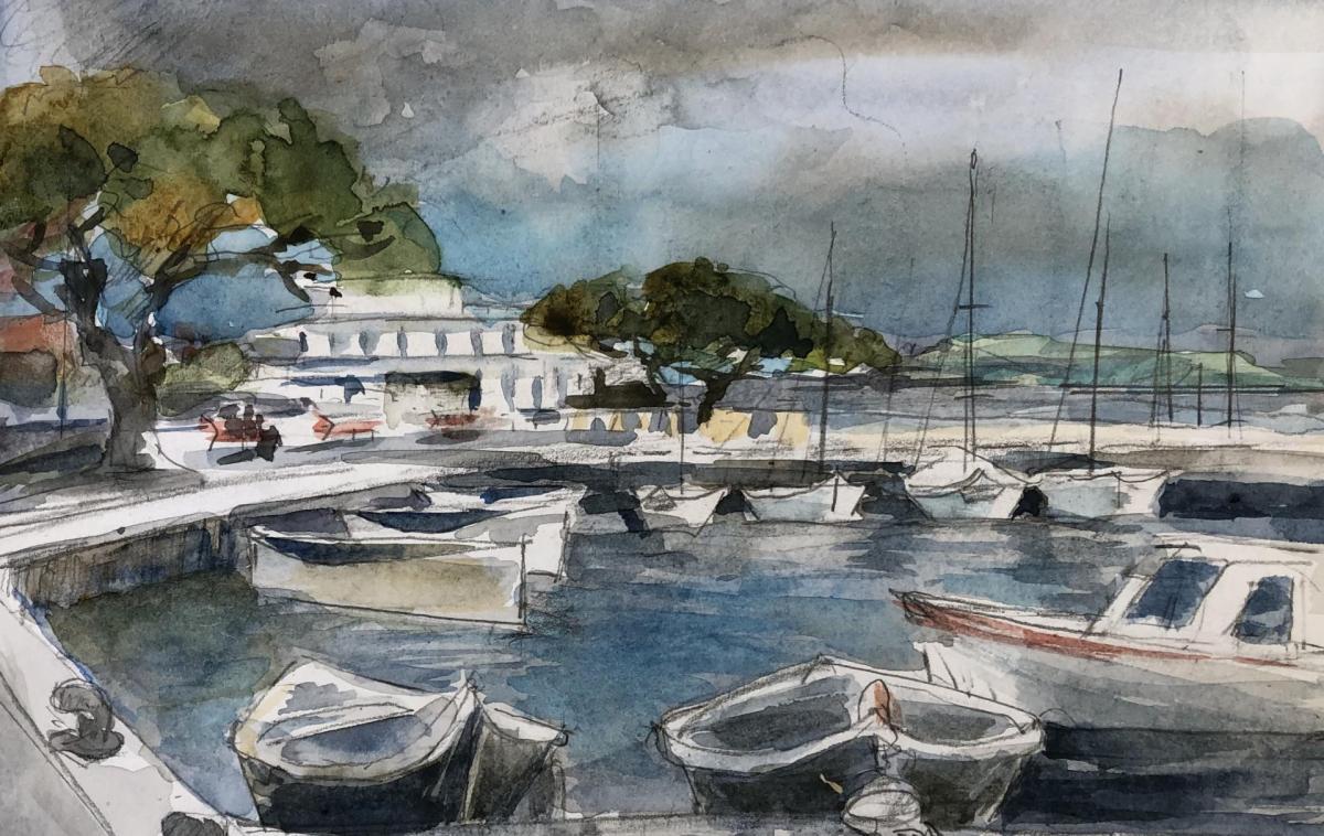 Port de La Londe-des-Maures