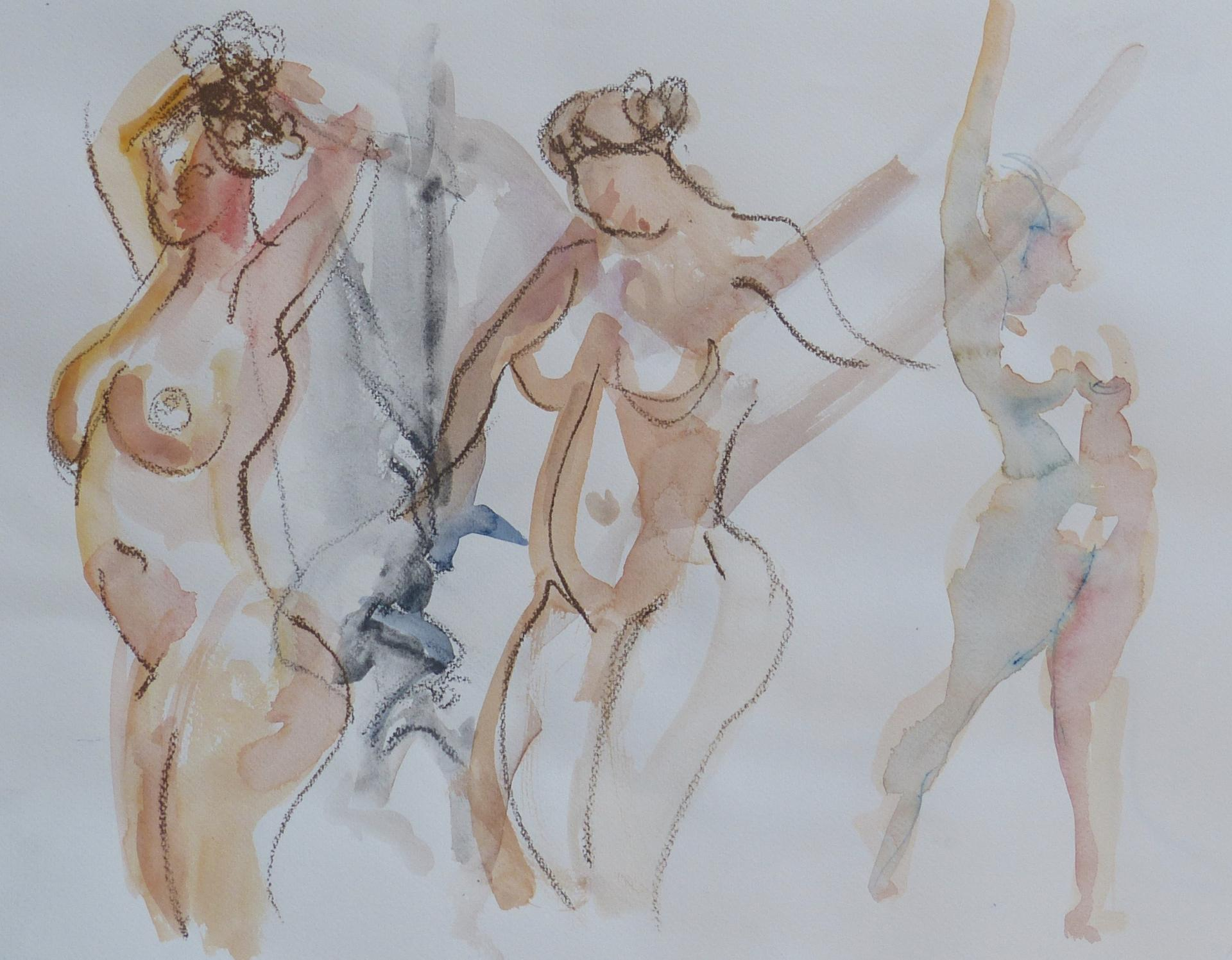 3 Poses Rapides