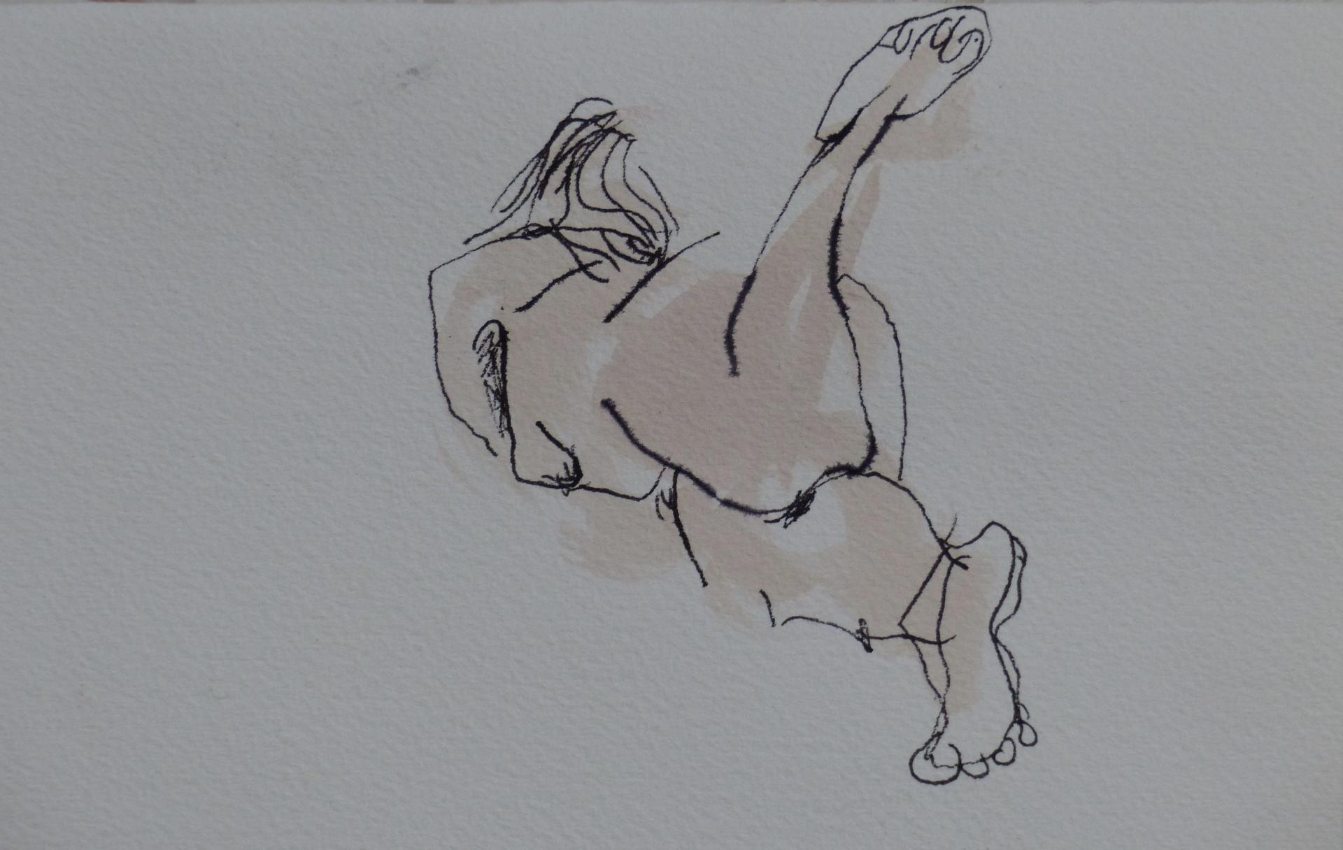 LAYING
