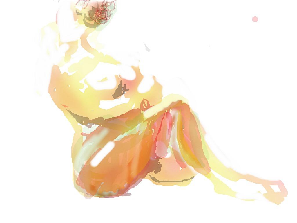 i-pad aquarelle