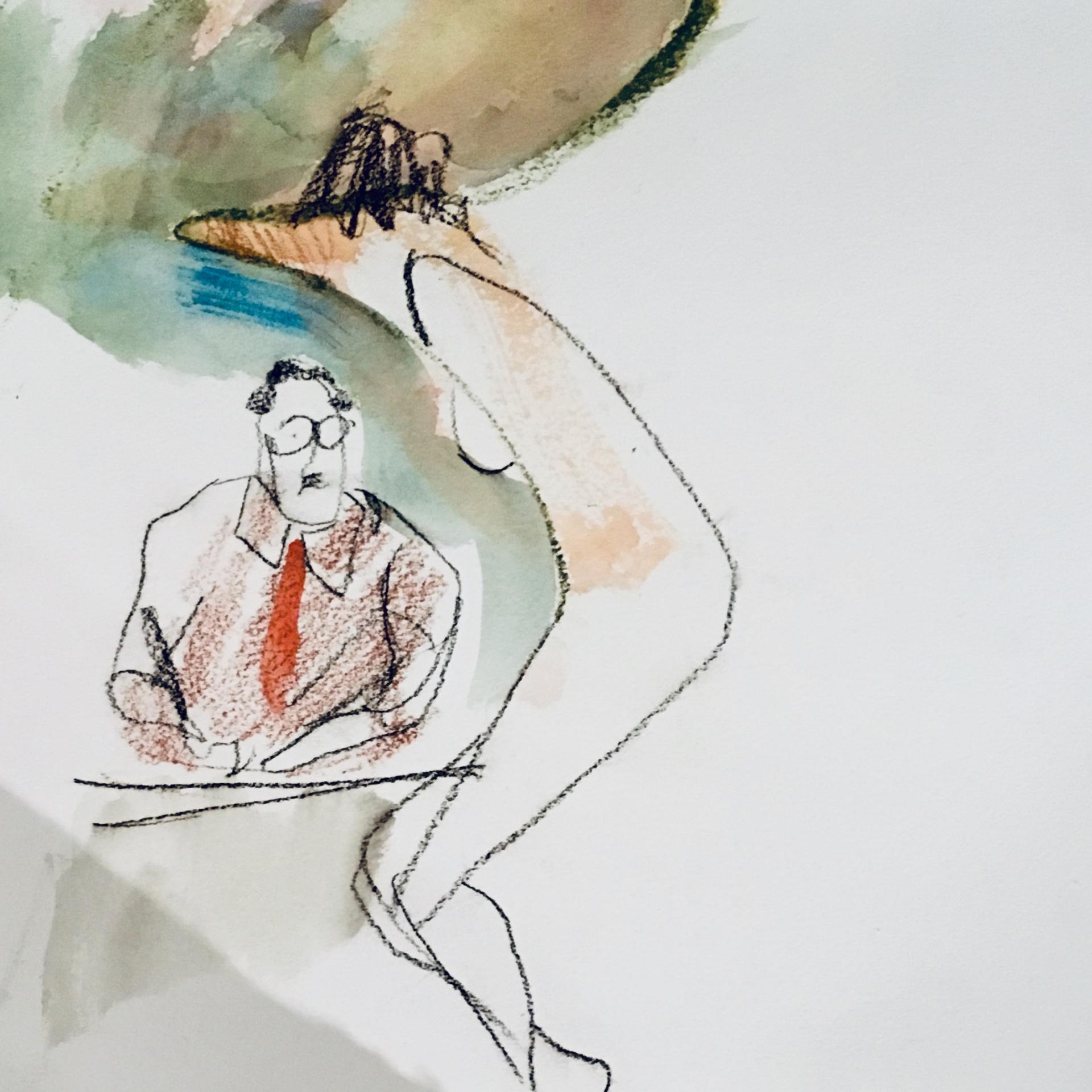 Oscar sketching