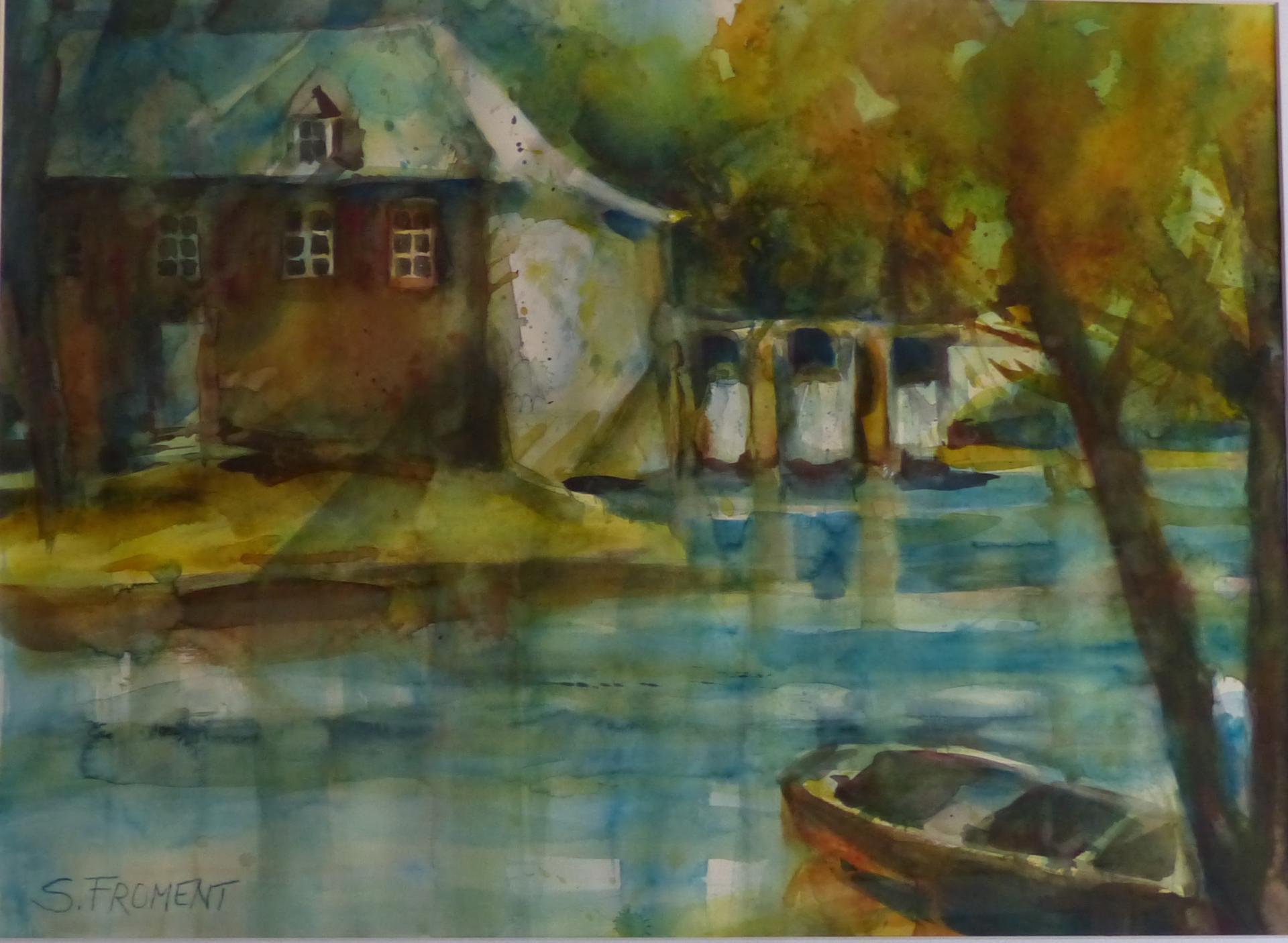 Le Moulin d'Eric