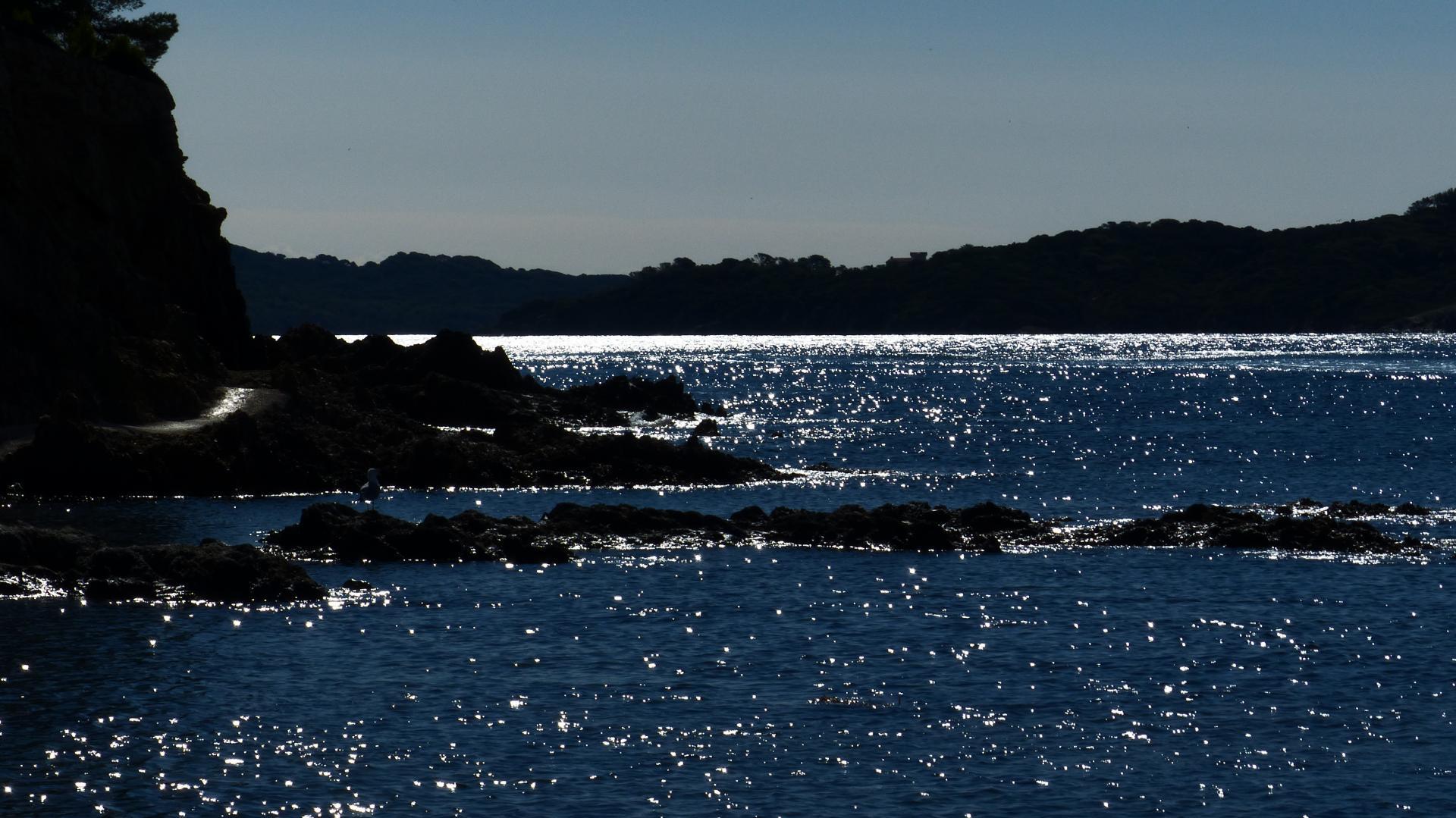 Port Niel sur la Presqu'Île de Giens (VAR)