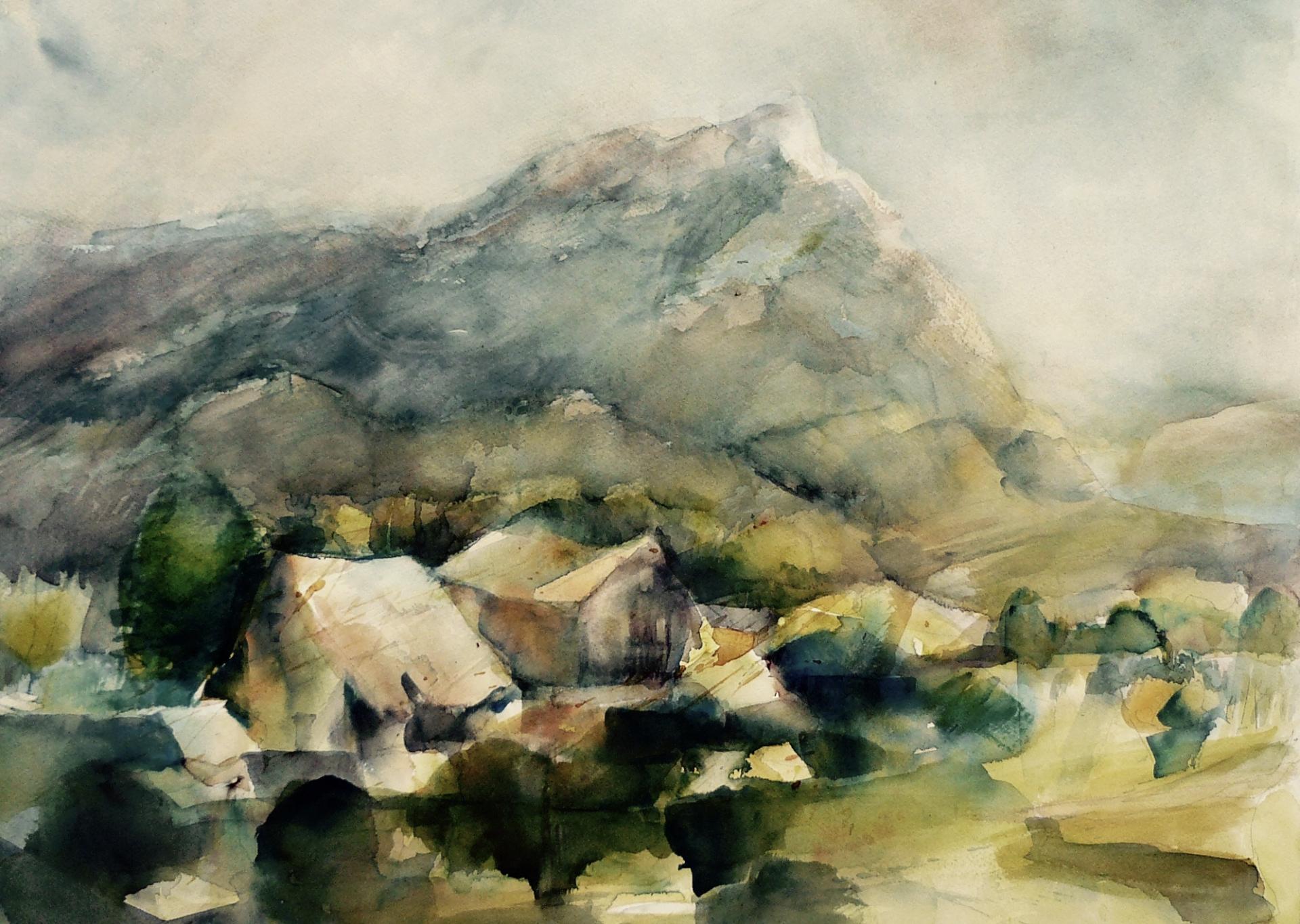 Cezanne's Farben