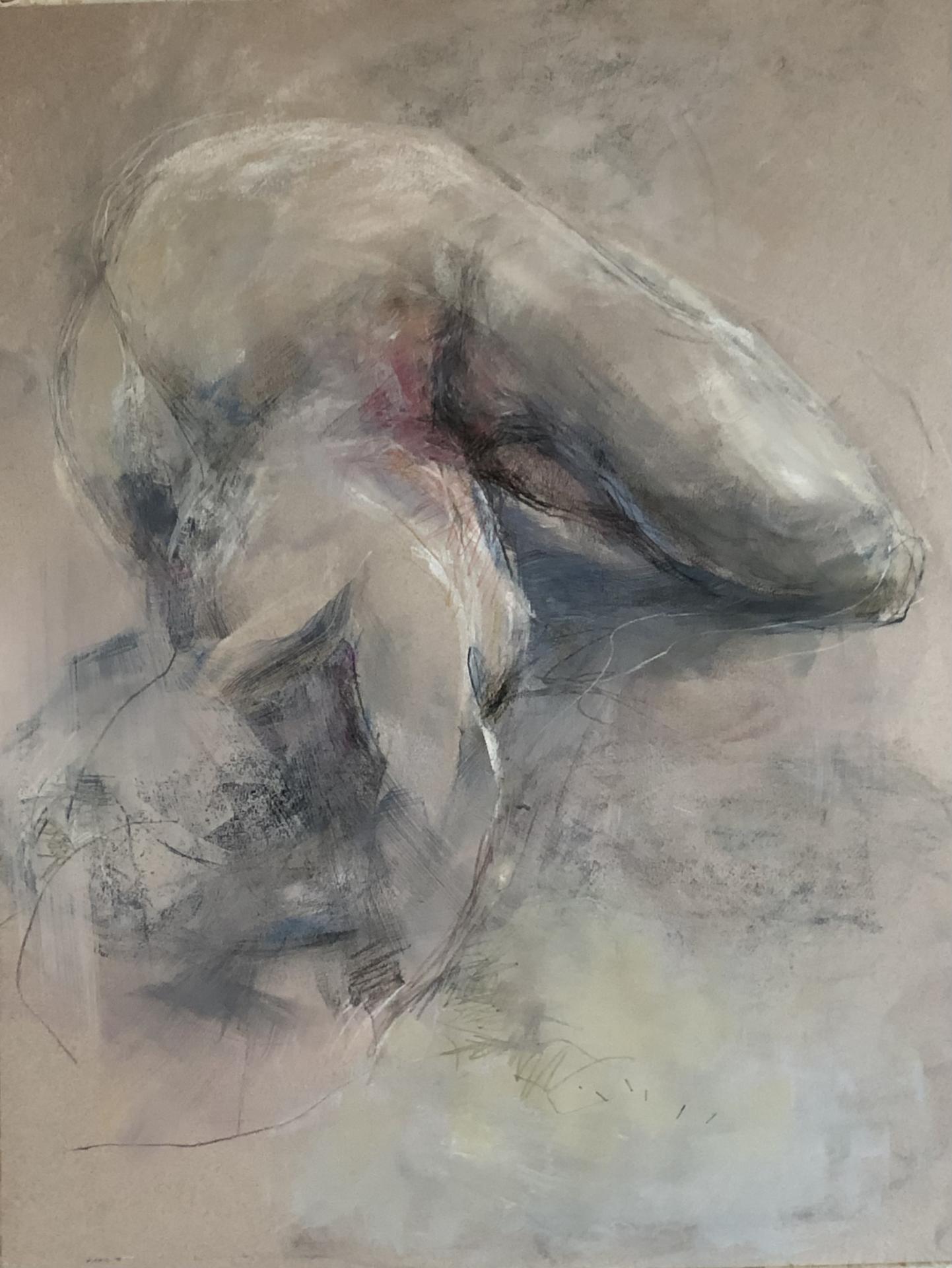 70 x 50 cm (chalks on paper)